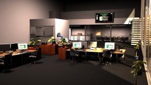 3D Design - Kantoorruimte 1