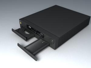 3D Design - Mediaplayer 1