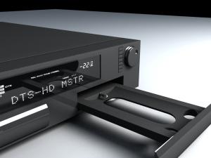 3D Design - Mediaplayer 2